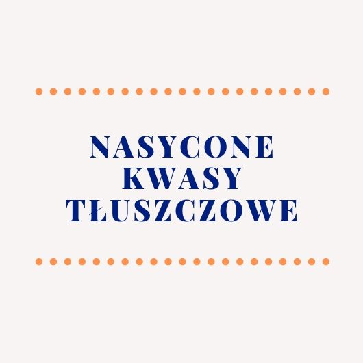 Join us as we celebrate love 7 - Nasycone kwasy tłuszczowe